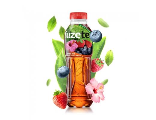 FUZE TEA 0.5L (Лесные ягоды)