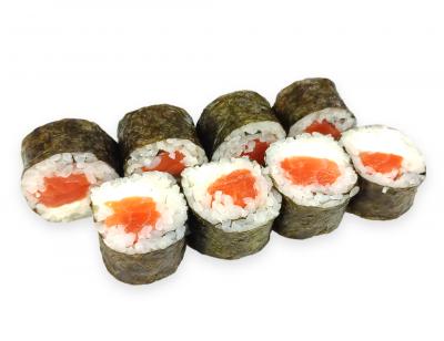 Чиз-Маки с лососем